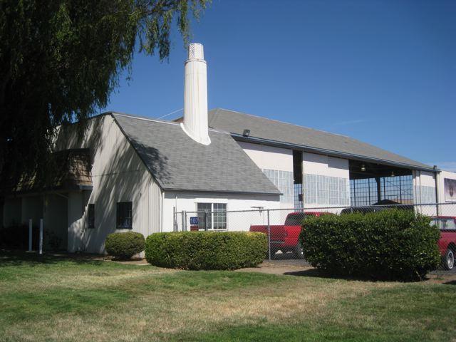hangar-side