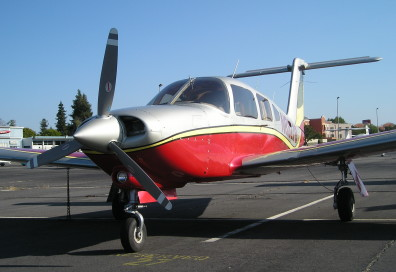 PIPER TURBO ARROW 4 – IFR-VOR-ILS-VGPS-A/PILOT